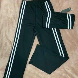 Two piece cop top and pants